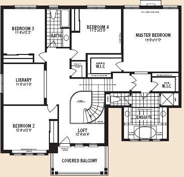 Mattamy tothburg model home
