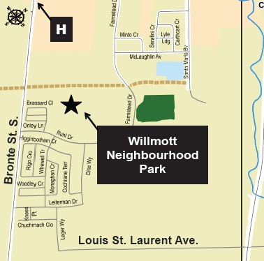 Willmott Neighbourhood Park &#8211; Public Input Session