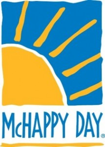 McHappy Day at McDonalds to support Milton District Hospital Foundation